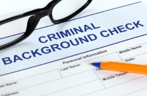 Federal, State, County, and database criminal record checks
