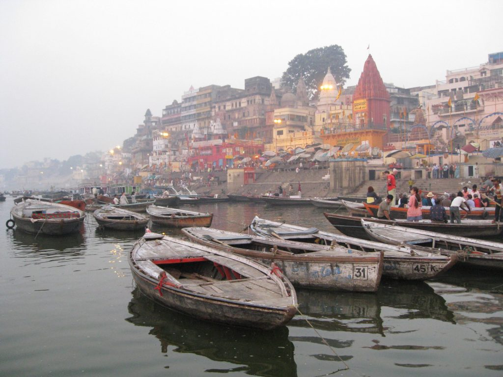India travelling book club