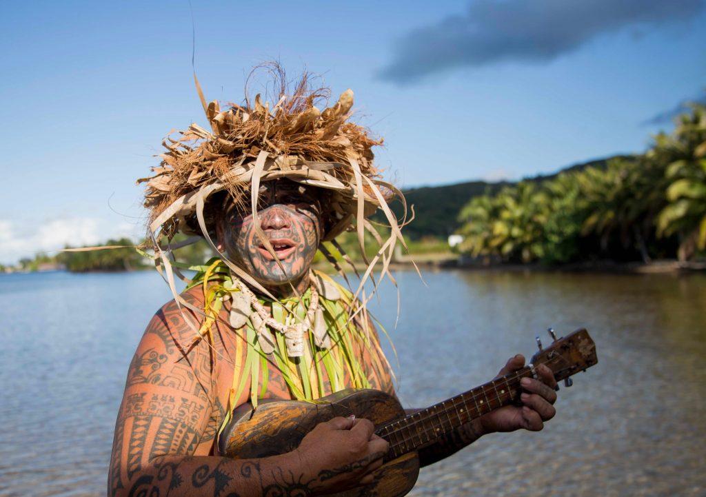 Tahiti off the resort