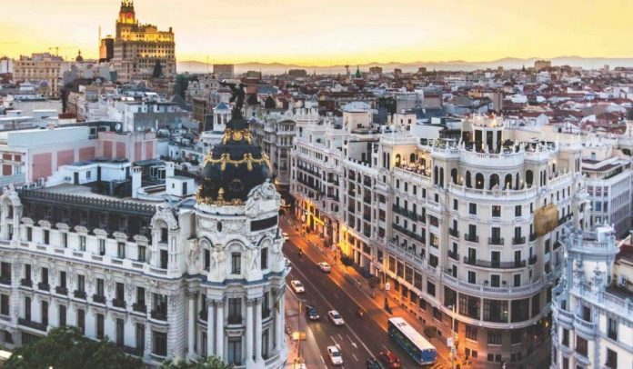 Madrid culinary scene