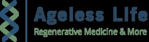 Ageless Life Regenerative Medicine Logo