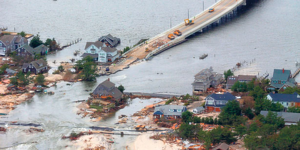 Sandy Recovery; A Work in Progress