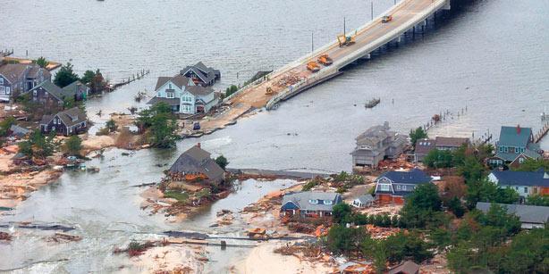 Sandy Recovery; A Work in Progress