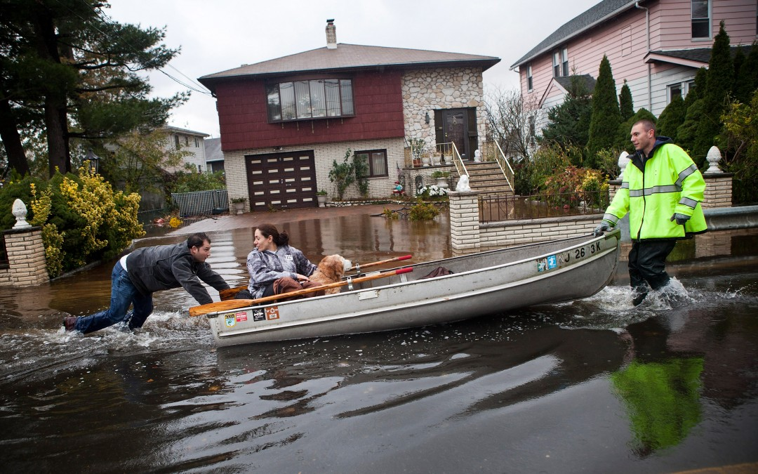 Redrawn Flood Maps Make Home Elevation a Priority