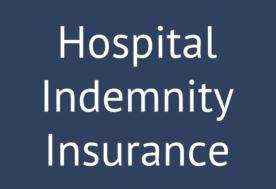 Hospital Indemnity Providers