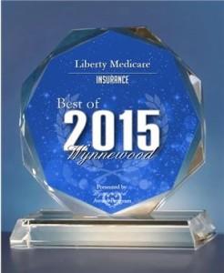 2015 Best of Wynnewood Award in the Insurance category