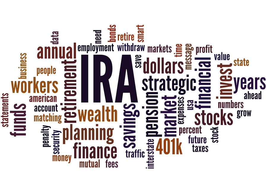 IRA - individual retirement account tax advantages for retirement Protect Assets Today Downey CA 90242
