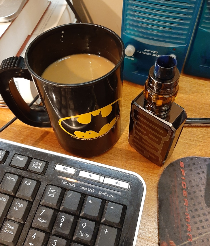 Batman Coffee Cup