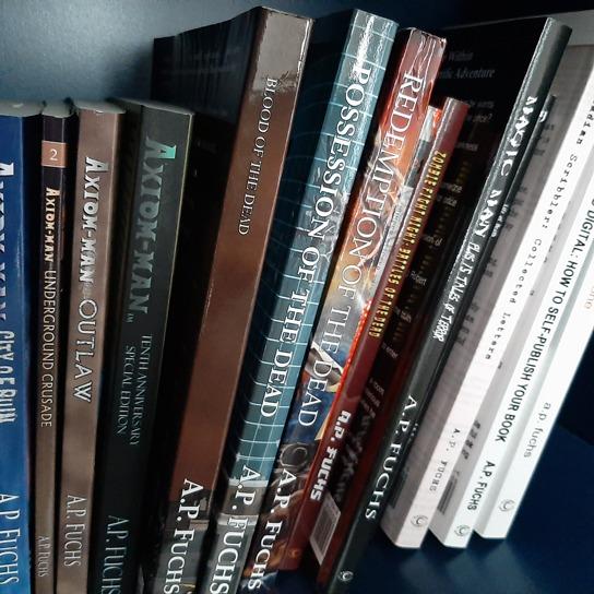 A.P. Fuchs Books