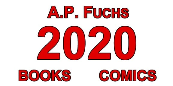 A.P. Fuchs 2020 Books and Comics