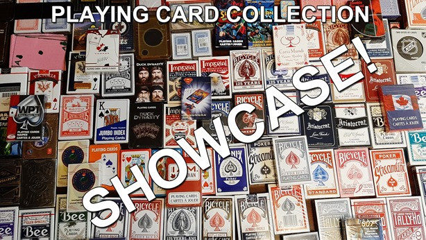 A.P. Fuchs Playing Card Collection YouTube Thumbnail