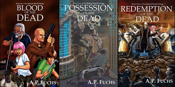 Undead World Trilogy by A.P. Fuchs