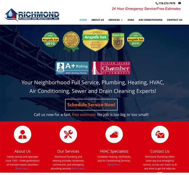 Richmond Plumbing