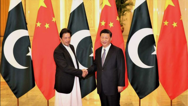 China made their final move to build a dam with Pakistan in controversial territory, India opposed