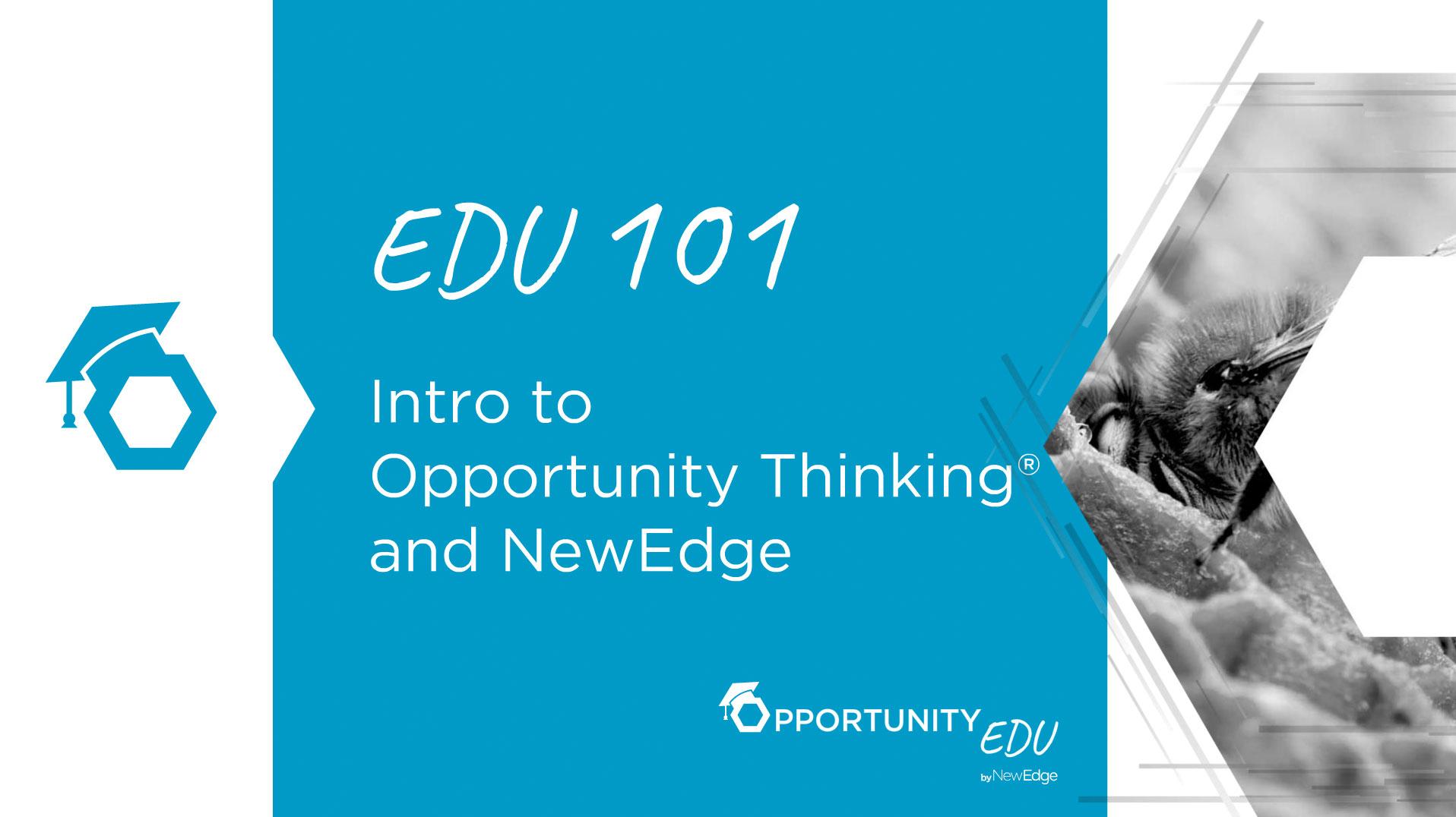 EDU 101