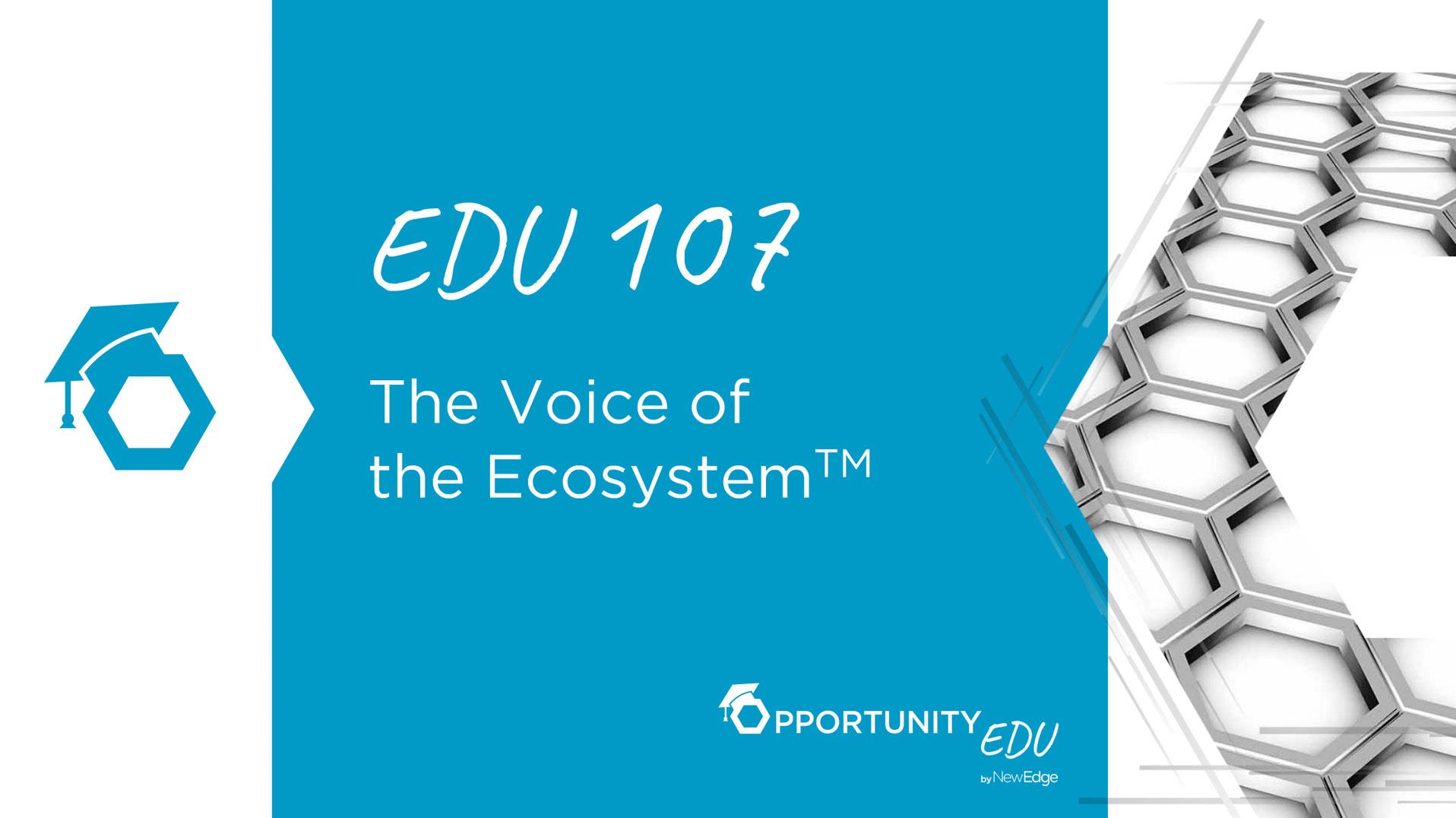 EDU 107
