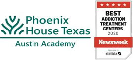 Newsweek - Best Addiction Treatment Centers 2020 Phoenix House Texas Austin Academy