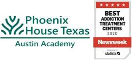 Newsweek - Best Addiction Treatment Centers 2020 Phoenix House Texas Austin Academy