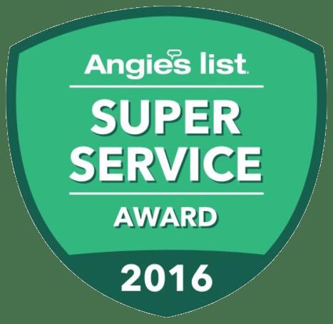 Parker Pest Control | Superior Service Award 2016