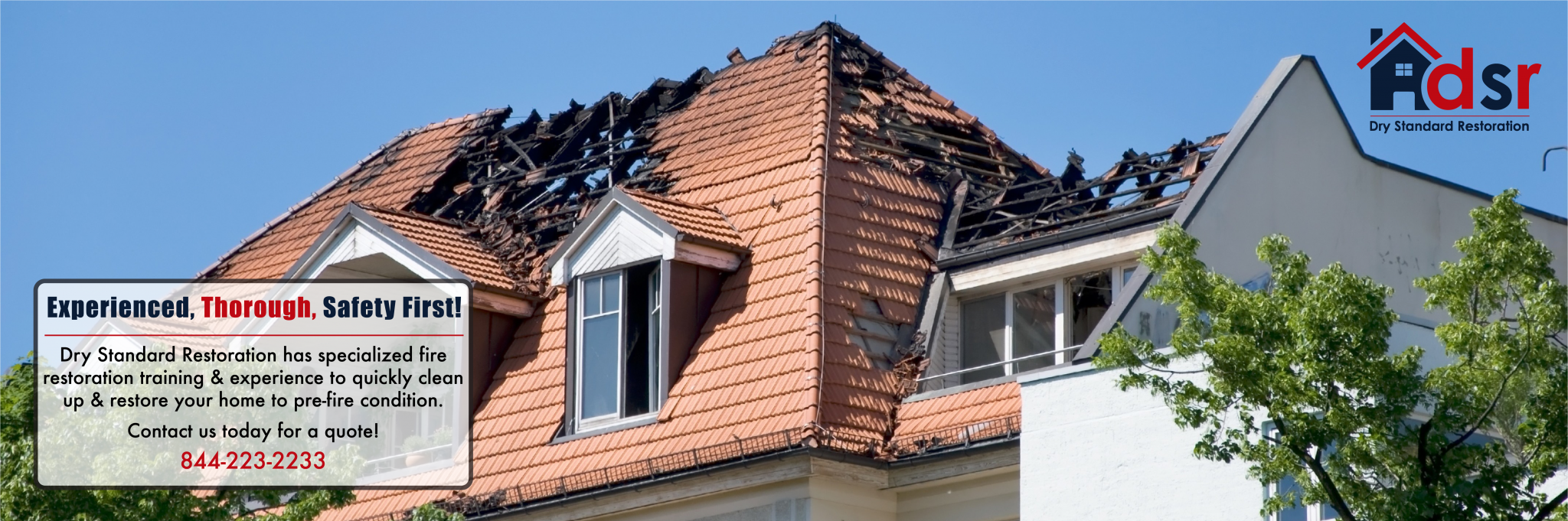 Fire Damage Restoration & Repair | St. Petersburg, Clearwater, Pinellas, Tampa
