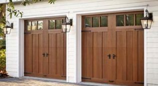 Leon Valley Custom Garage Door