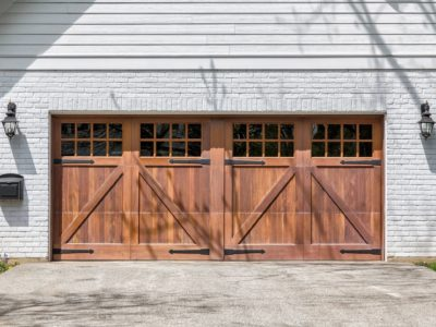 Wood Garage Door Installation San Antonio Helotes Boerne