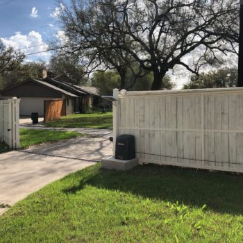 San Antonio Fence Building Contractor