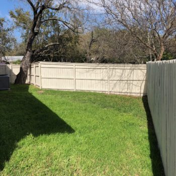 Helotes Dominion Stone Oak Custom Fence Builder San Antonio