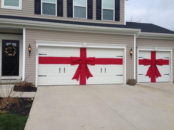 garage door san antonio christmas