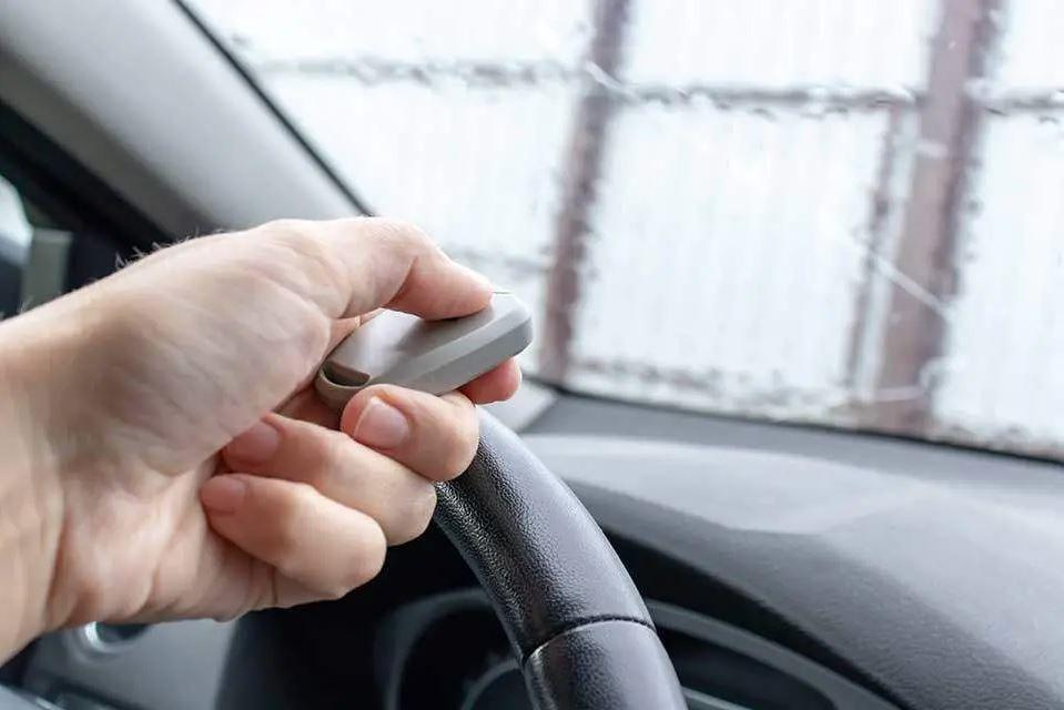 what to do if your garage door opener is stolen San Antonio