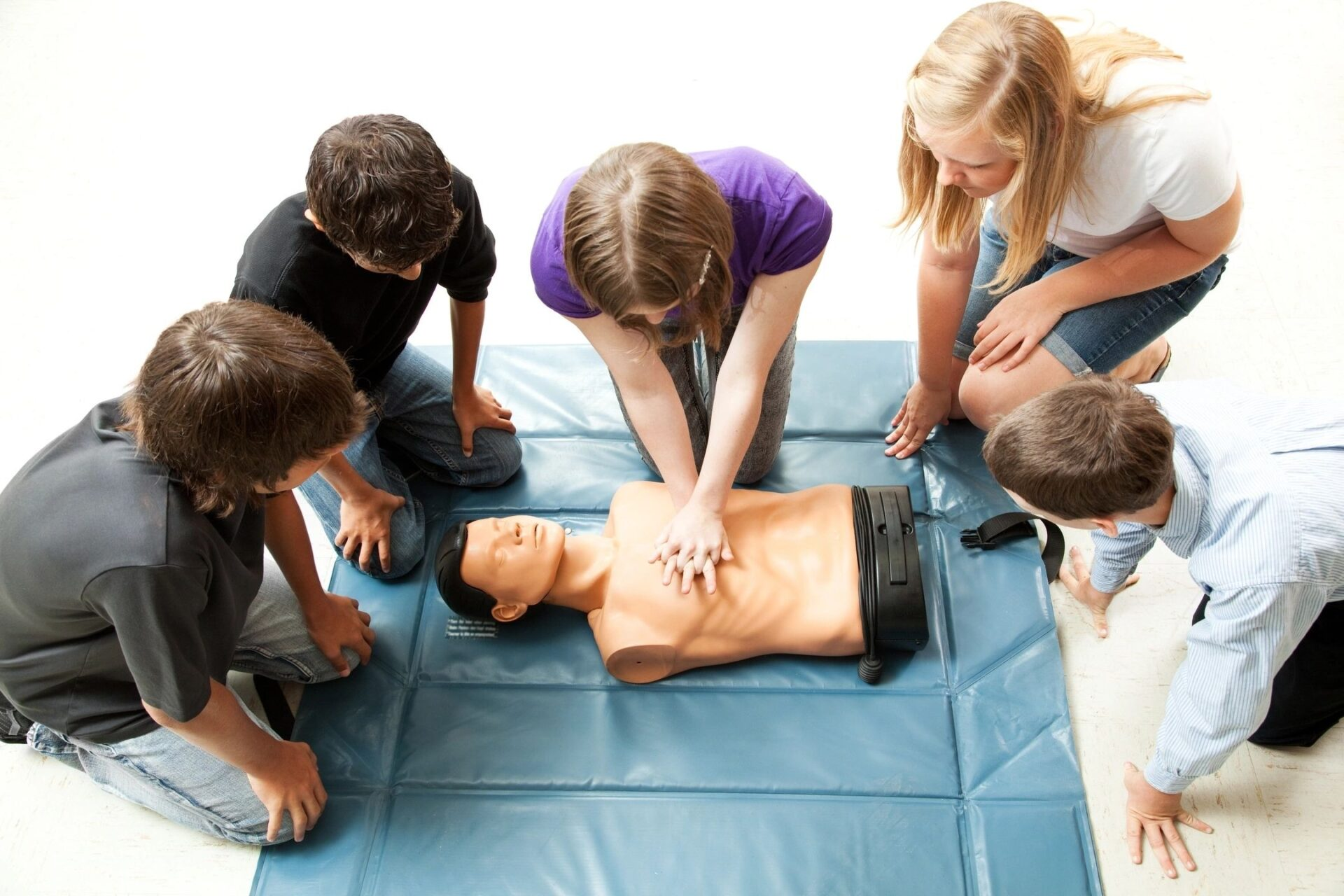 STAT MEDICAL CPR