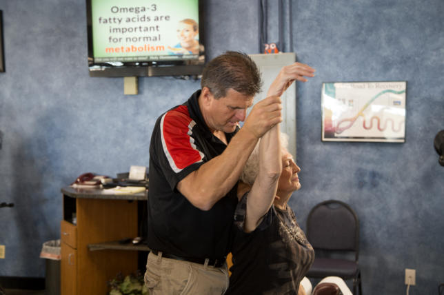 Chiropractic Plus Adjustment