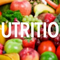 Nutrition - One of the 5 Essentials
