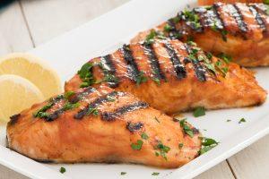 salmon, fish, omega-3's, superfood, fish