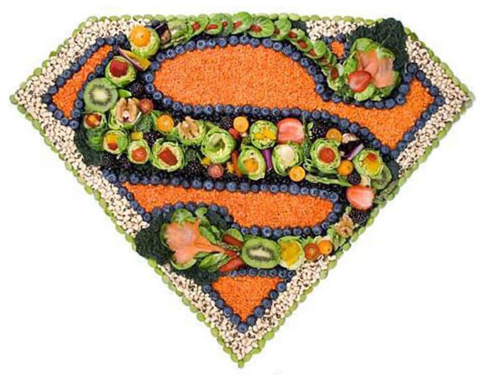 superfood, nutrition