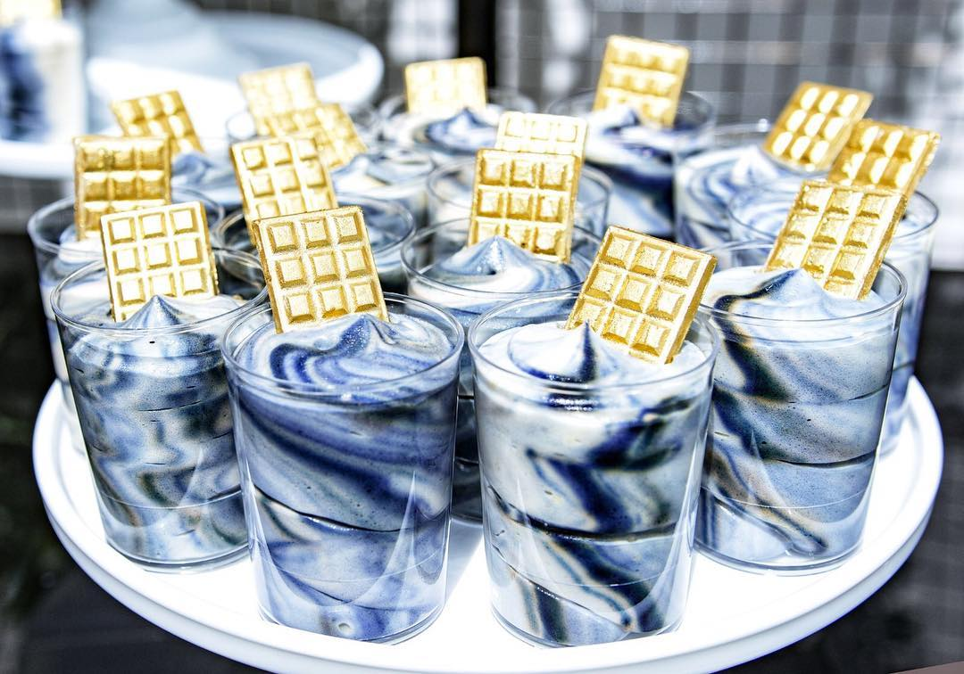 marble cups