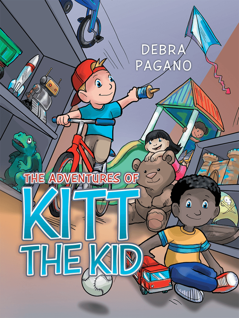 Kitt the Kid Book Cover