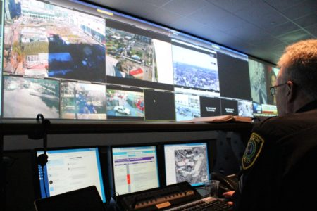 City of Houston Emergency Operations Center (Photo: Michael Walter/City of Houston)