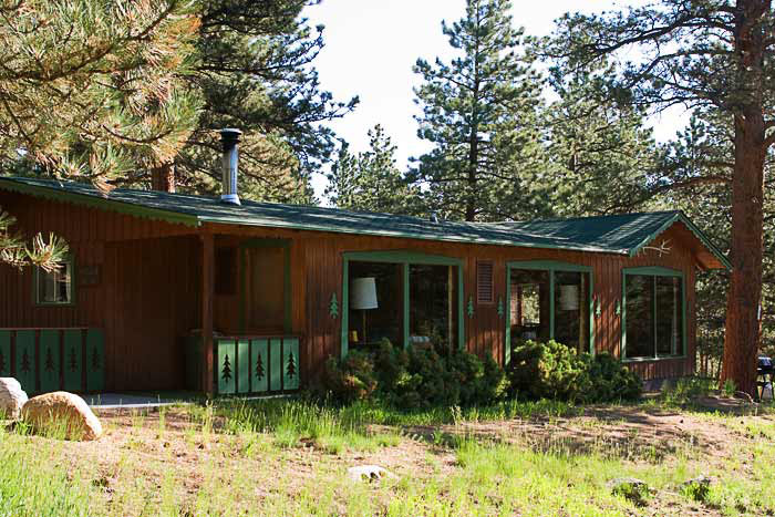 Machin's Cottages in the Pines