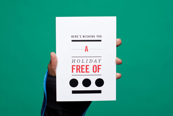 Holiday Free Of... 1st edition