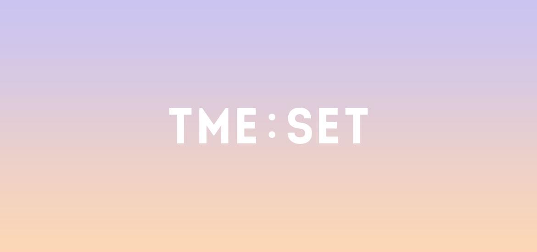 TME-SET Logo