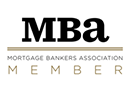 Mortgage Bankers Association Logo Links to the website when clicked