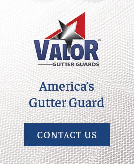 Valor Gutter Guards - America's Gutter Guard