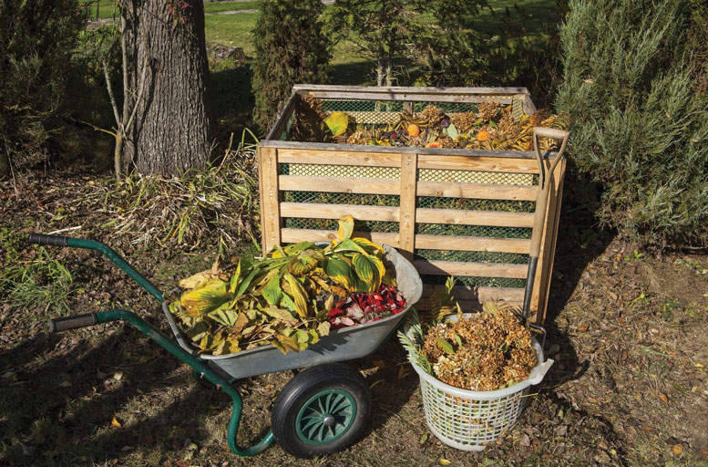 Organic Materials for Composting