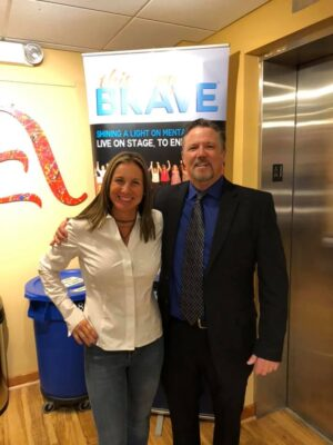 Tammy Lofink of Rising Above Addiction shares her story in This Is My Brave