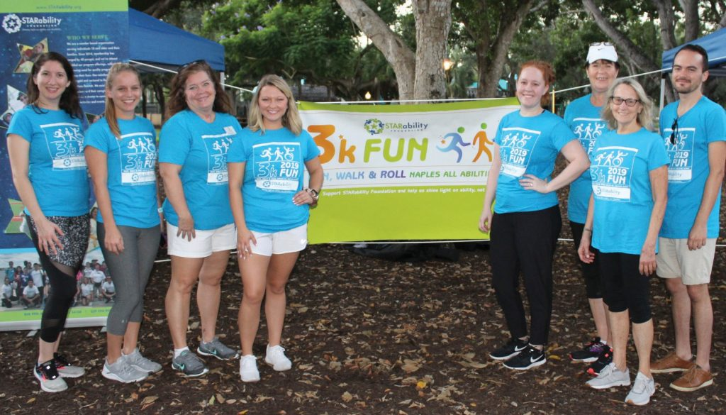 3K Run Article About STARability Foundation