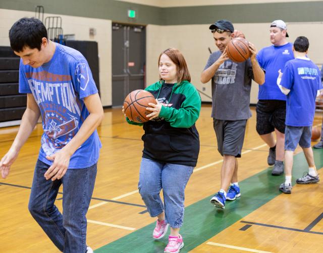 STARability Foundation's Basketball League