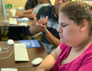 Computer Skills Class STARability Foundation