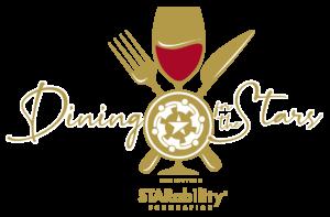 Dining for the Stars Logo STARability Foundation
