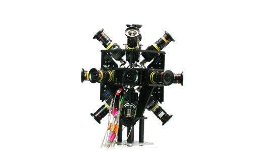 Headcase VR Rig Radiant Images